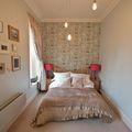 Обои для маленькой спальни. Дизайн и фото