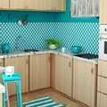 Идеальный дизайн обоев для интерьера кухни